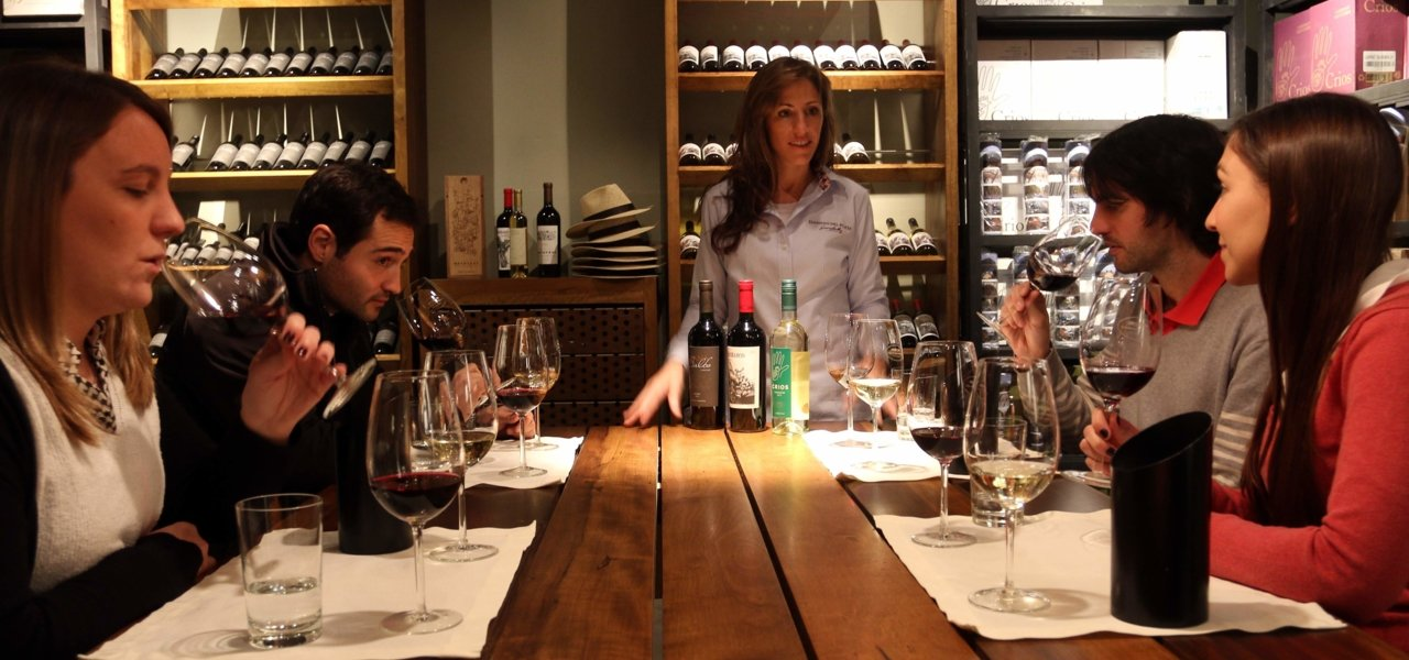 tour and tasting at susana balbo